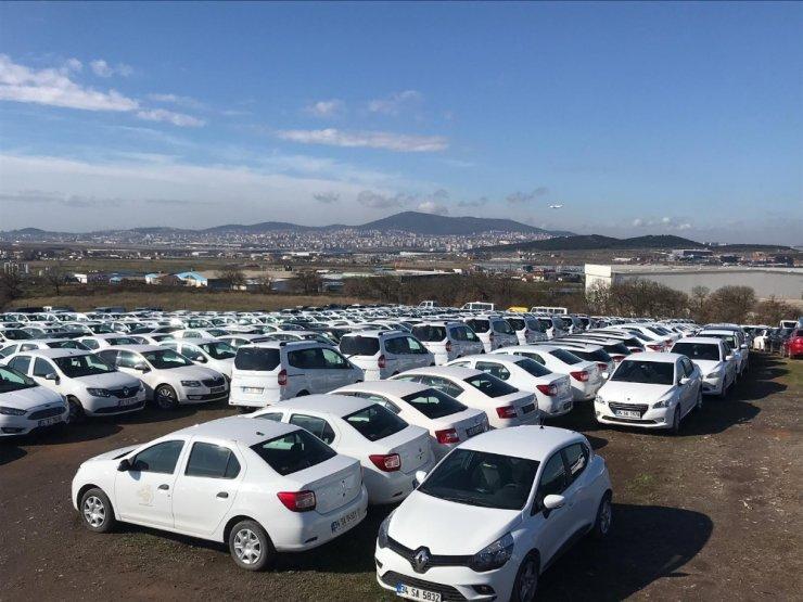 Dev filonun icralık 26 bin aracı satışta