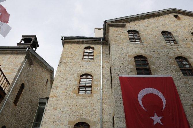 Yedi Güzel Adam Edebiyat Müzesi açıldı