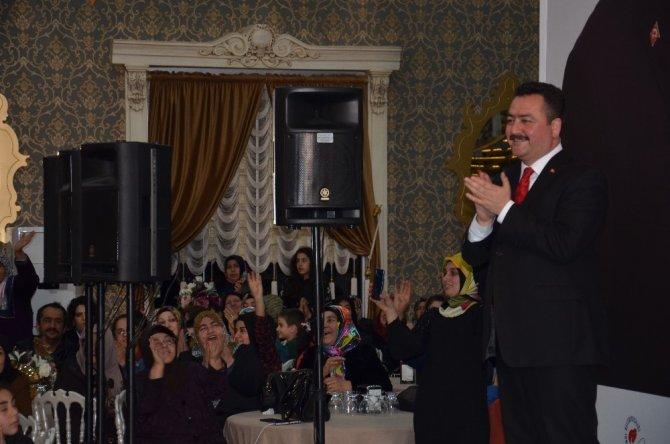 Cumhur İttifakı Elbistan adayı Mehmet Gürbüz, projelerini tanıttı