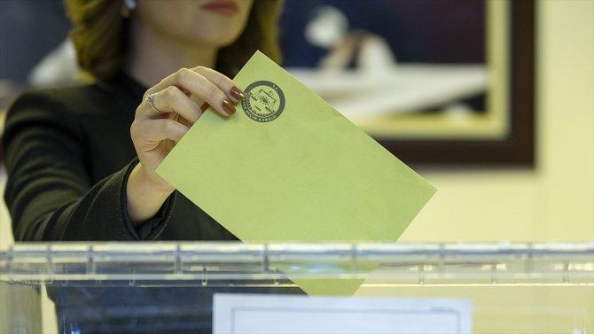 Seçime 477 ilçede AK Parti, 91 ilçede MHP'nin adayıyla girilecek