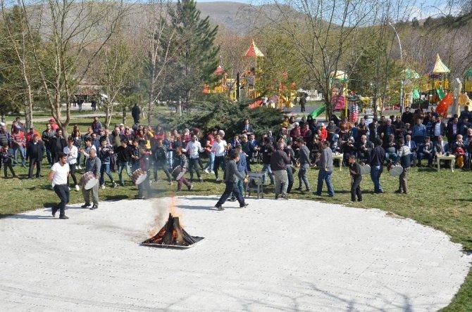 Nevruz Bayramı Elbistan'da da coşkuyla kutlandı