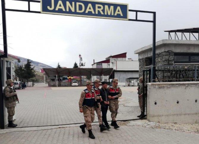 PKK'nın silah tedarikçisi Kahramanmaraş'ta yakalandı