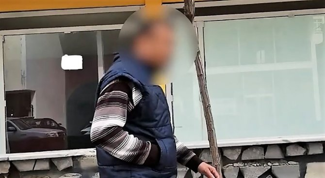 Kahramanmaraş'ta sokak ortasında kadını taciz etti