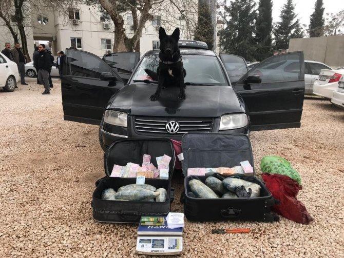 Kahramanmaraş polisi uyuşturucu tacirlerine fırsat vermiyor