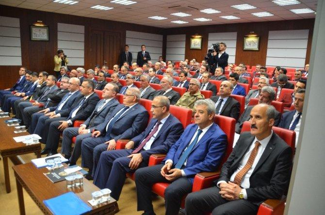 Kahramanmaraş Valisi Özkan: