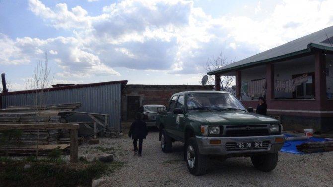 Afşin'de şarbon şüphesi üzerine mahalle karantina altına alındı