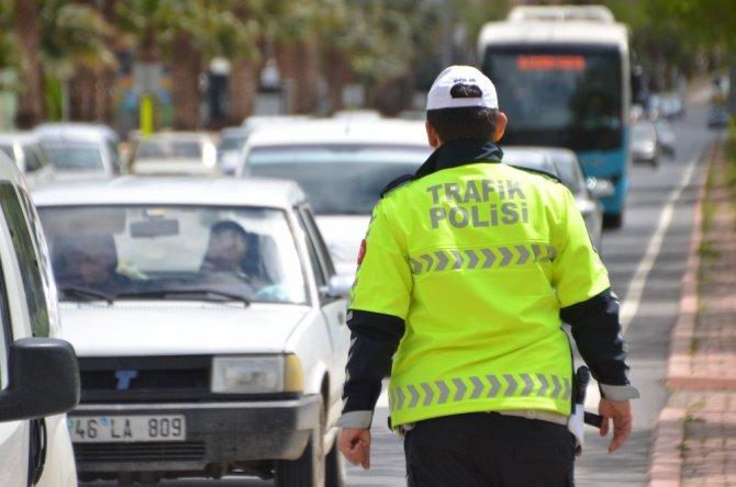 Kahramanmaraş'ta 842 araç denetlendi! 114 sürücüye ceza kesildi