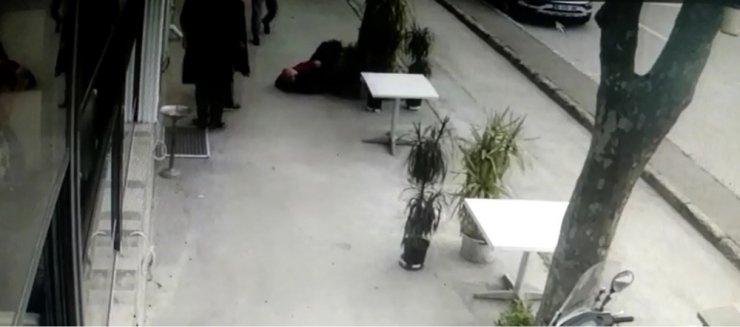 Sokak ortasında tartıştığı şahsa kurşun yağdırdı