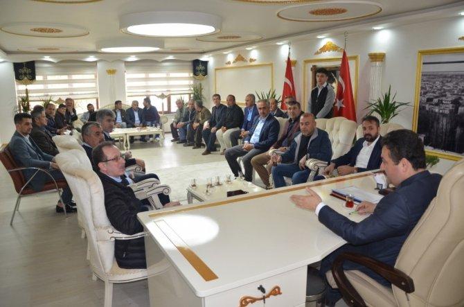 Başkan Gürbüz, Elbistan cazibe merkezi olacak