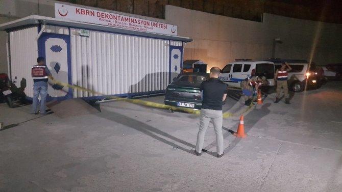 Eşinin başından vurduğu iddia edilen genç kadın ağır yaralandı