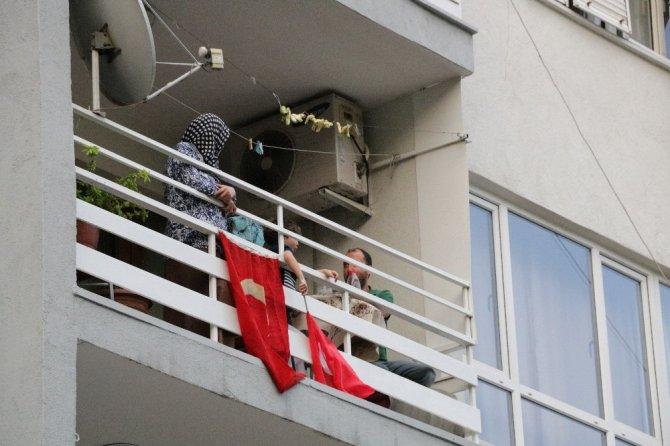 Kahramanmaraş'ta 15 Temmuz coşkusu yaşandı