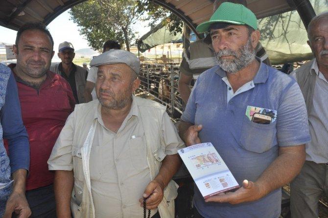 Kahramanmaraş'ta polis ekipleri sahte para uyarısı yaptı