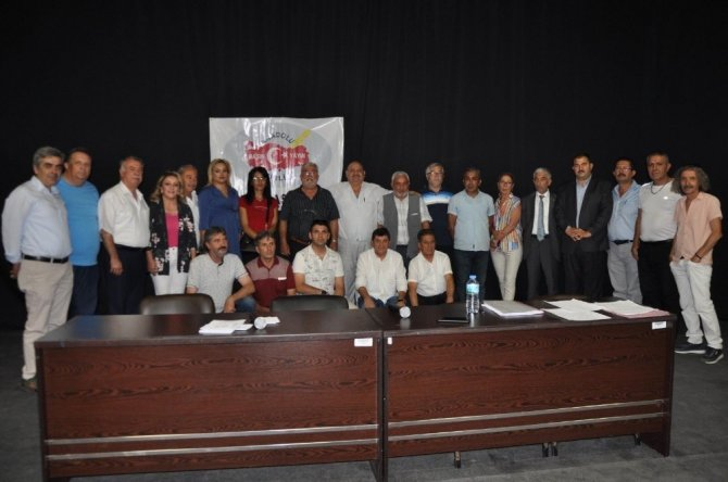 Gazeteci  Ayhan Akyol ABYB Genel Başkan Yardımcısı oldu