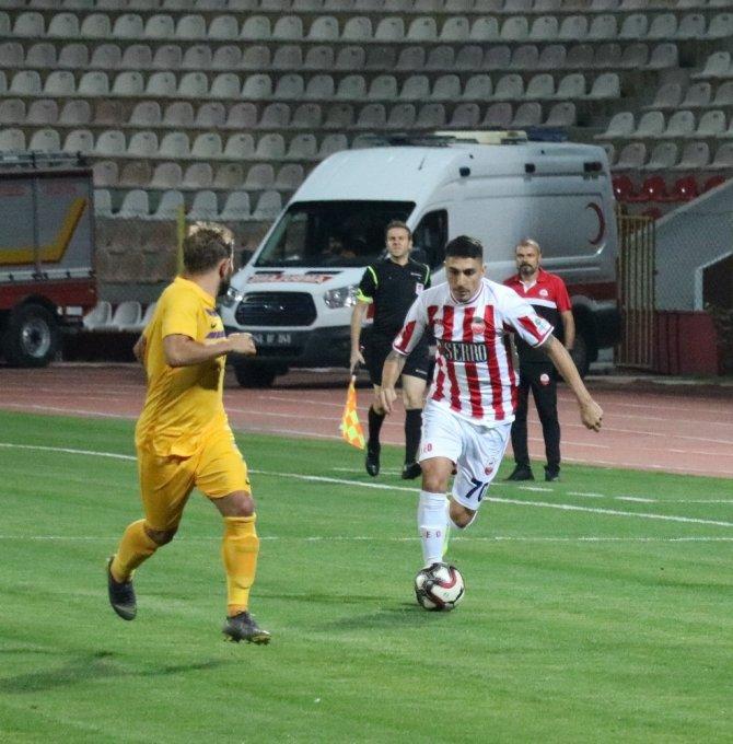 Kahramanmaraşspor Eyüpsporu 1-0'la geçti