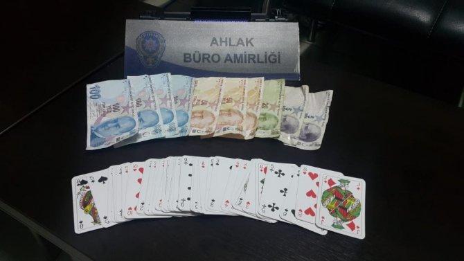 Kahramanmaraş'ta Polis kumarcılara göz açtırmıyor