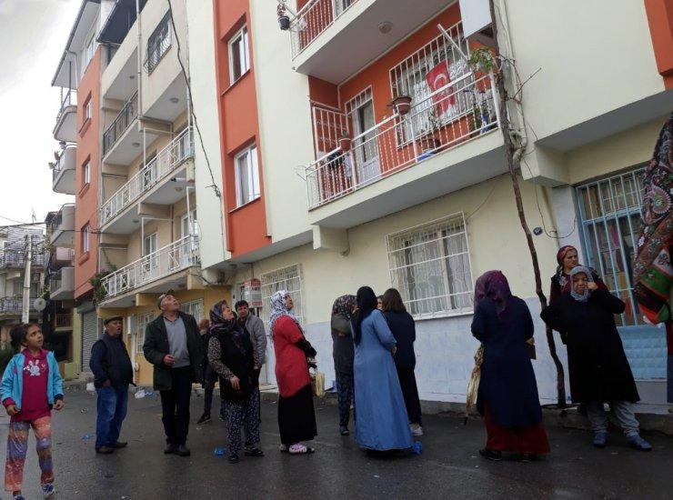 İzmir'de korkunç olay: Daha sonra polise teslim oldu