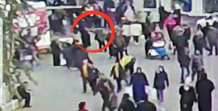 Başörtülü kadına saldırı: Dehşet anları anlattı
