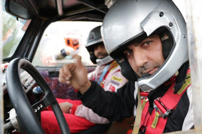 Türkiye Off-Road Şampiyonası'nın son yarışı başladı