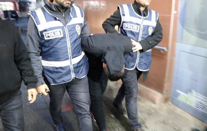 Kahramanmaraş'ta bağ evlerini soyan şahıs tutuklandı
