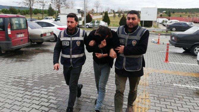 Kahramanmaraş'ta hastane faresi son işinde yakalandı
