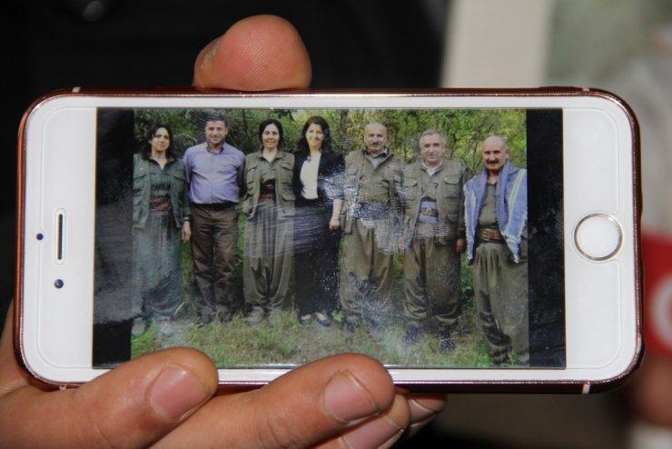 HDP önündeki ailelerden CHP'ye tepki