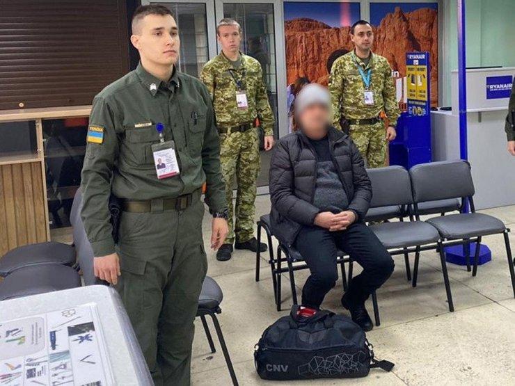 Interpol'ün aradığı Türk'e Ukrayna'da gözaltı