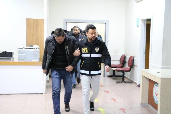 Kahramanmaraş merkezli kaçak içki operasyonu: 6 gözaltı