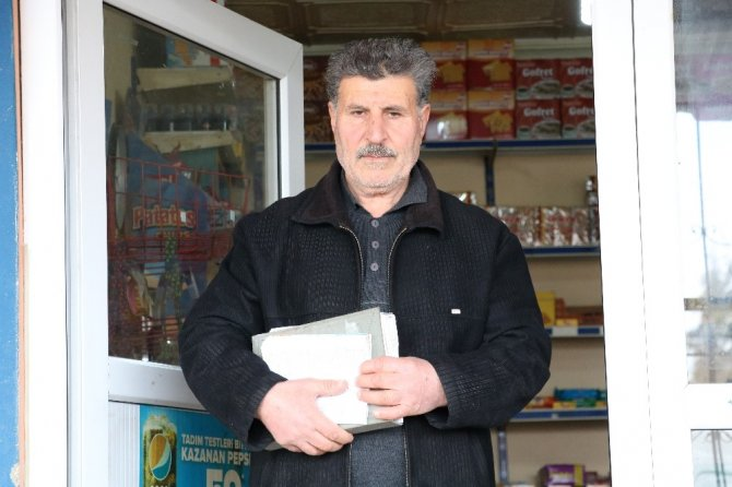 Kahramanmaraş'ta esrarengiz hayırsever veresiye defteri ödedi