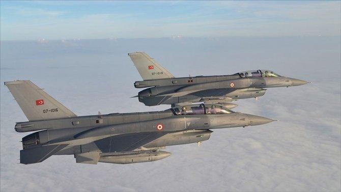 MSB: Kandil'de 6 PKK'lı terörist etkisiz hale getirildi