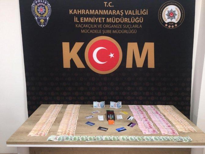 Kahramanmaraş'ta yine pos tefecileri yine gözaltı