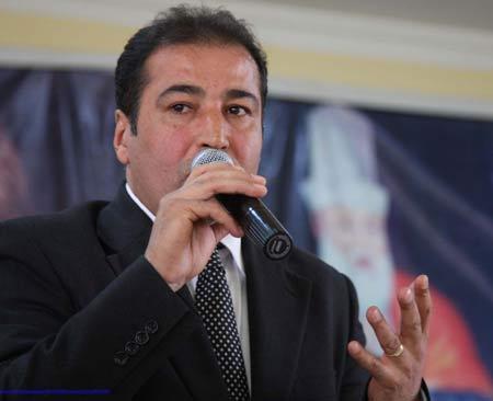 Kamil Dalkara: ��krediyorum, ��nk� haram yemeyen bir genel ba�kan�m�z var.