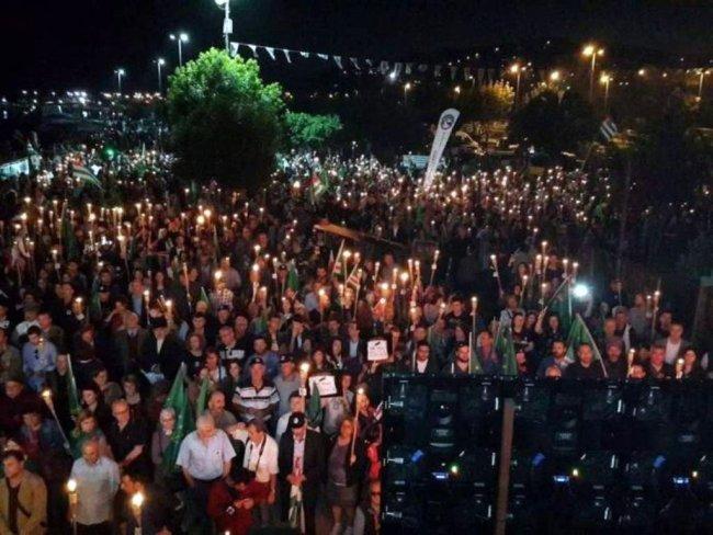 """ÇERKEZ SÜRGÜNÜ'NÜNDE HAYATINI KAYBEDENLER """"HAYAT AĞACI"""" ANITINDA ANILDI"""