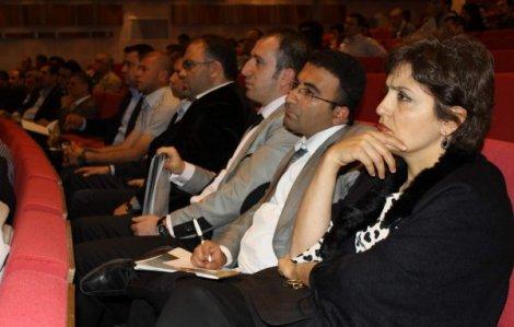 GAZİANTEP'TE 'IRAK'A SEVKİYAT ÖNCESİ UYGUNLUK DENETİMİ' SEMİNERİ
