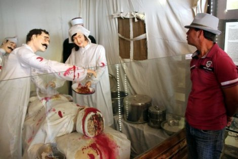 Gezici Çanakkale Müzesi Bergama'da