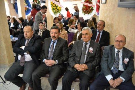 KAYSERİ ECZACI ODASI'NIN KURULUŞUNUN 40. YILDÖNÜMÜ