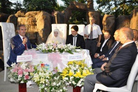 nikah bursada, dugun gaziantepte IHA 20120628AW000345 4 t Gaziantep Usulü Düğün Nasıl Yapılır
