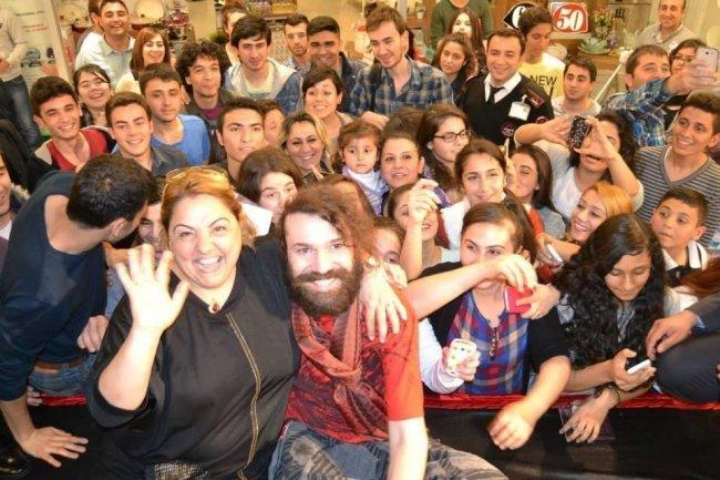PRIME MALL İSKENDERUN'DA HALİL SEZAİ RÜZGARI