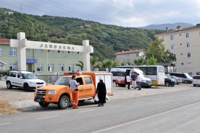 YALOVA'DA KAYBOLAN YAŞLI ÇİFT HELİKOPTERLE ARANIYOR