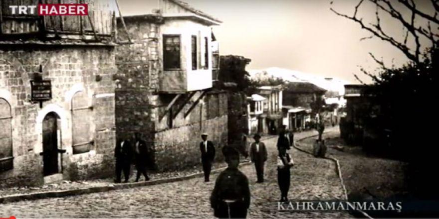 TRT Haber Nostaljik Şehir Turu Kahramanmaraş