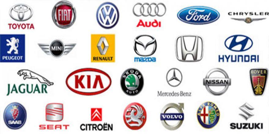 Otomobil markaları nasıl okunur?