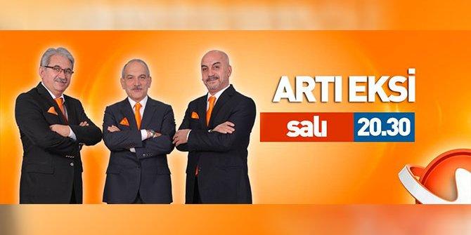 ARTI EKSİ 09 OCAK 2018