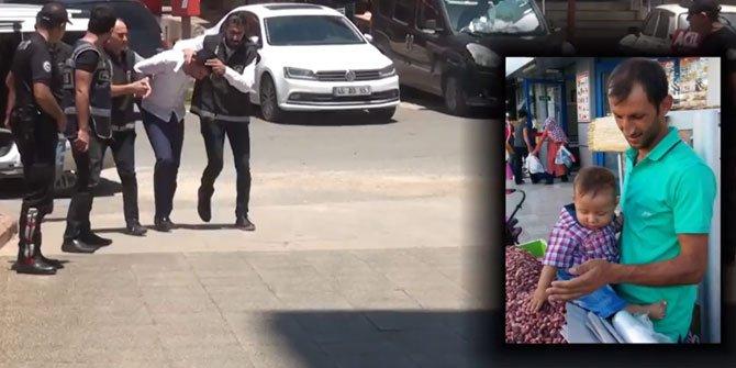Kahramanmaraş'ta kayınbiraderini öldüren katil zanlısı tutuklandı