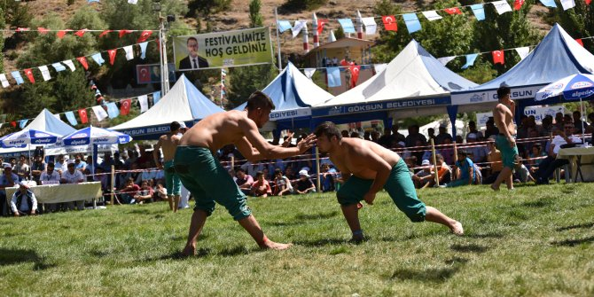 Göksun 39 Karakucak Güreş Festivali Düzenlendi